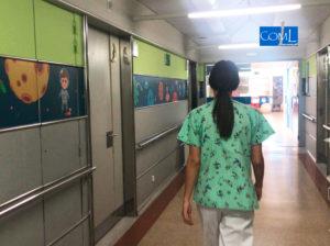 Atención paliativa pediátrica