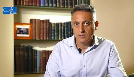 Ramón Mur, president del col·legi de metges de Lleida: «Els temporers són víctimes i vectors de la pandèmia»