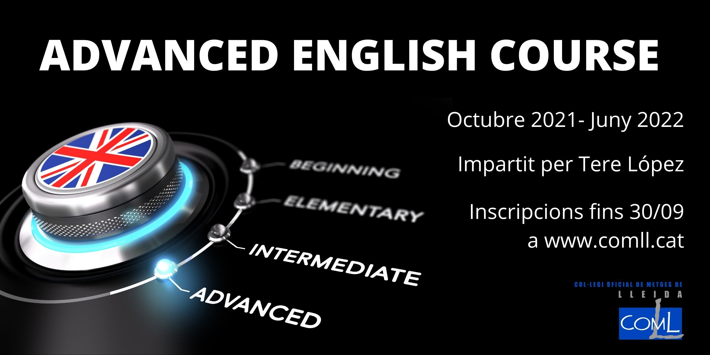ADVANCED ENGLISH COURSE