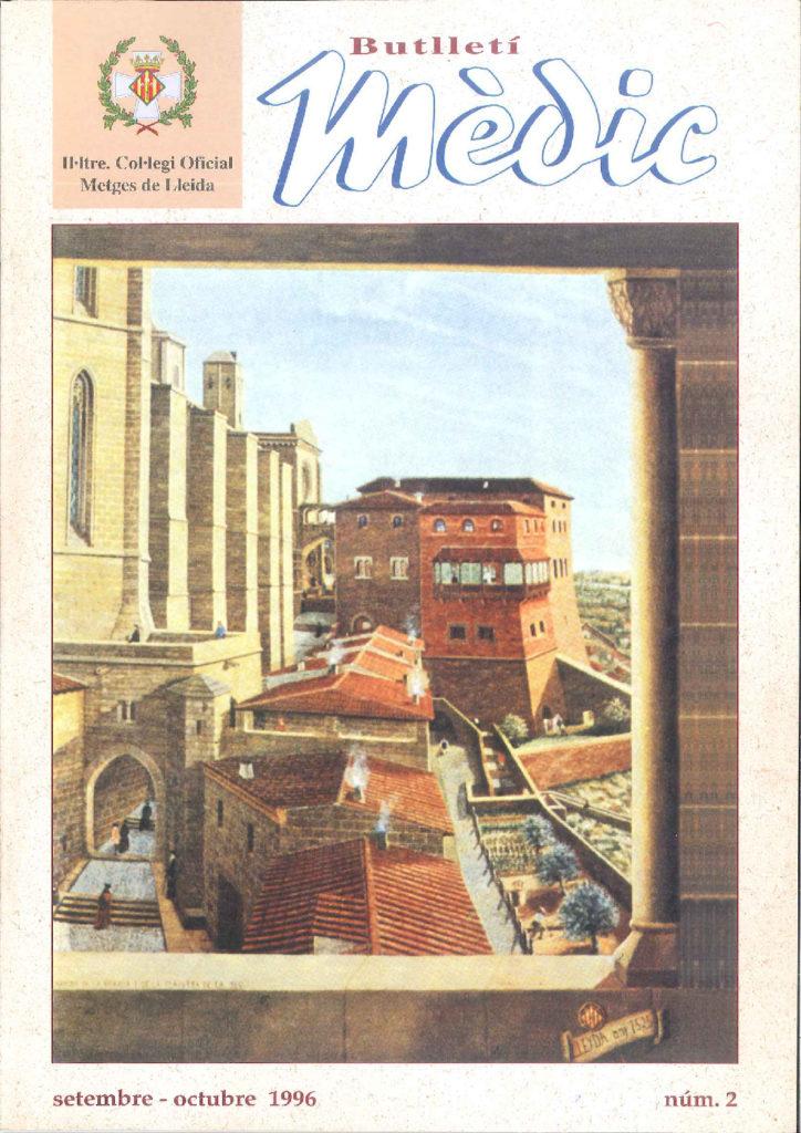 Butlletí Mèdic Núm. 2 – Setembre // Octubre 1996