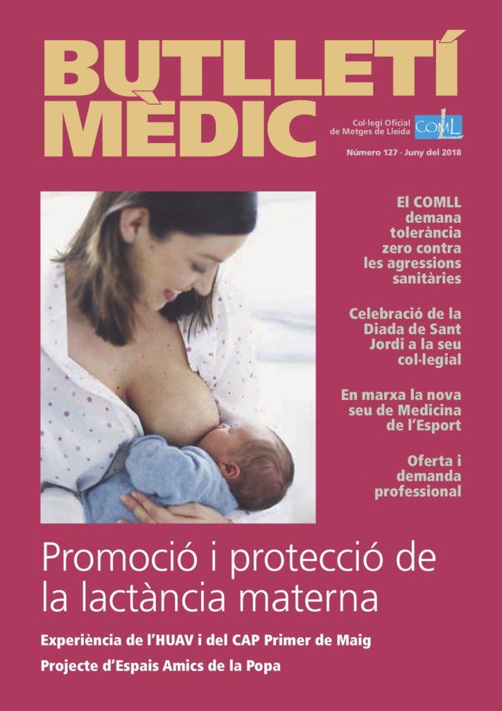 Butlletí Mèdic 127 – juny 2018