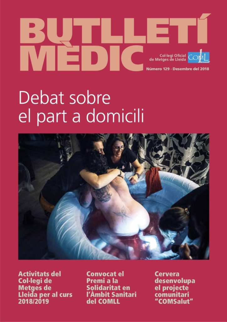 Butlletí Mèdic 129 – desembre 2018