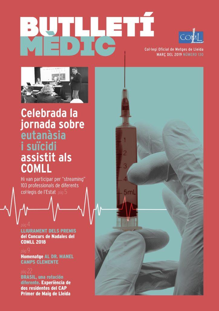 Butlletí Mèdic 130 – març 2019