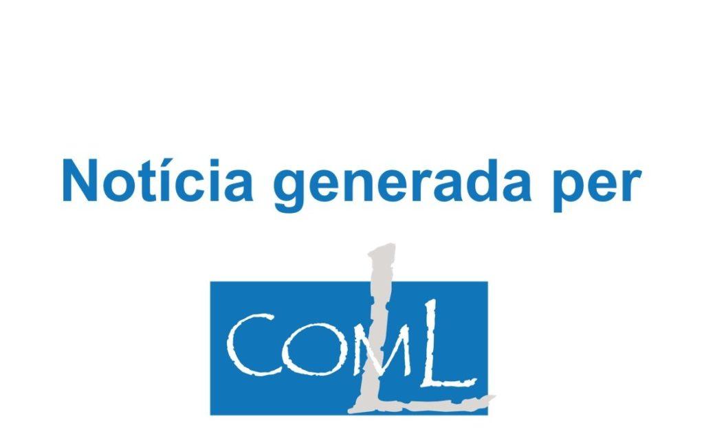 Noticia generada per COMLL